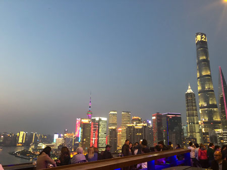 Vakantietip: Shanghai!