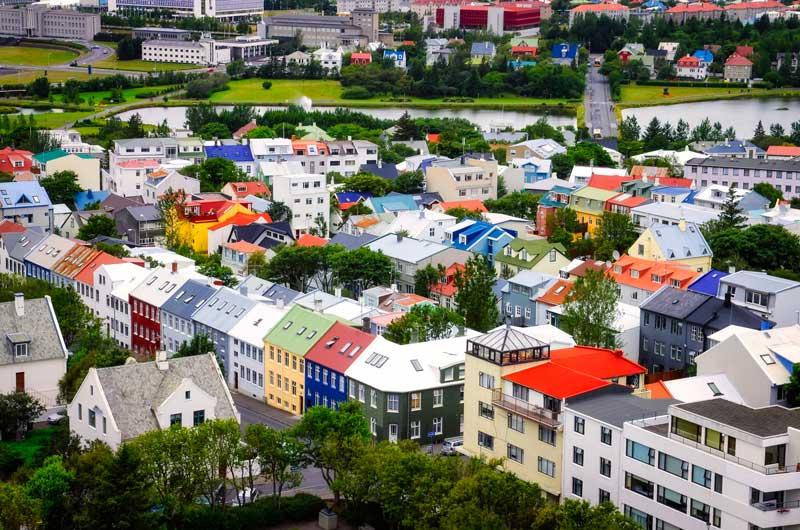 Vakantietip: IJsland, bezoek deze bijzondere huisjes in Reykjavik