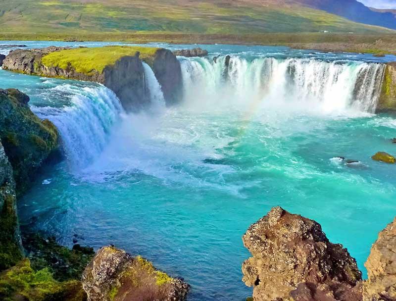 Vakantietip van VakantieRoulette: IJsland